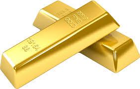 gold lingotto